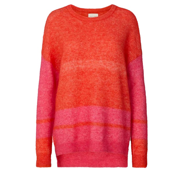 Finley Jumper Red