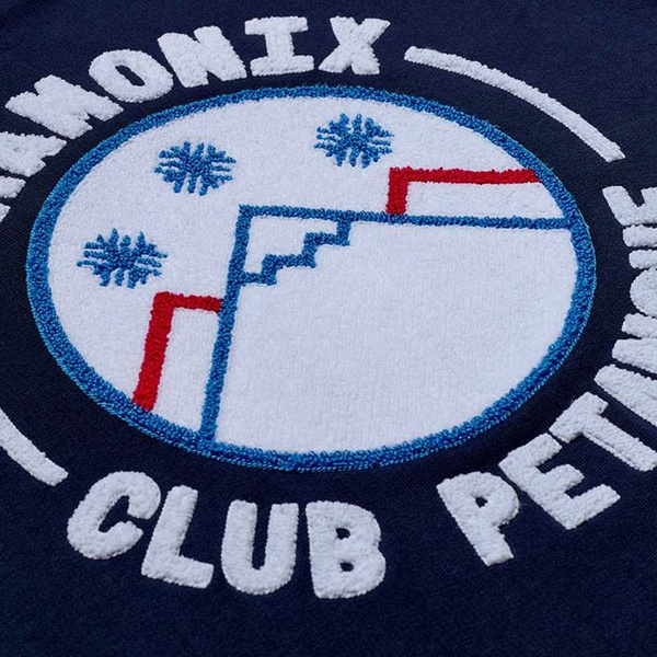 Sweater Chamonix Club Navy