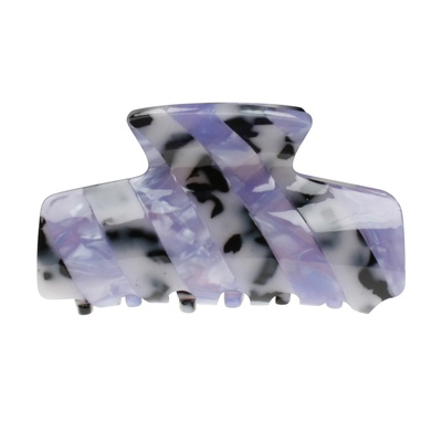 Striped Marble Claw Lilac