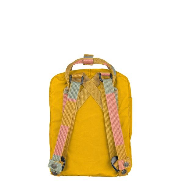 Mini Kanken Warm Yellow / Blocked