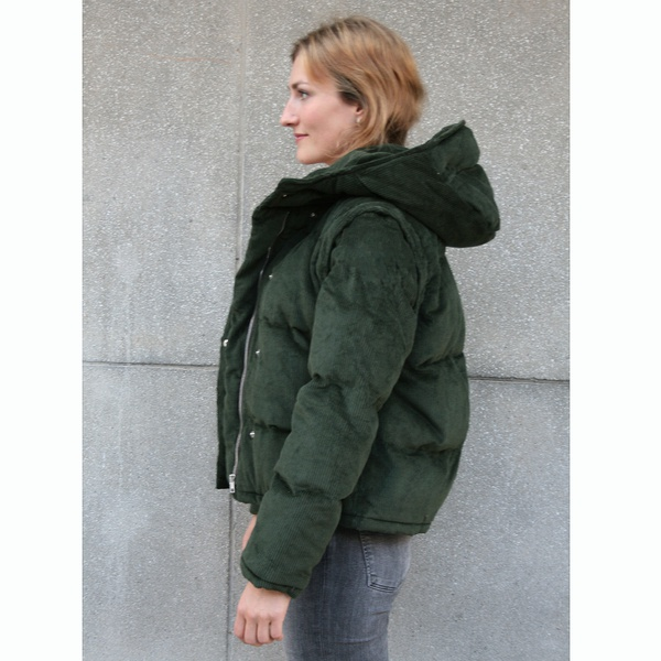 Puffer Coat Baytown Pixel