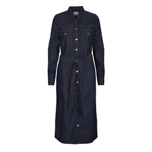 Tinka Denim Dress Total Eclipse