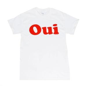 OUI T-Shirt Weiss