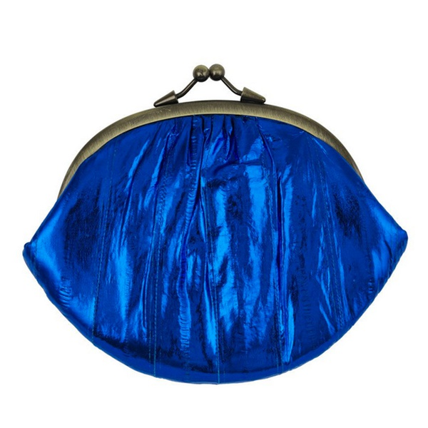 Granny Mazanne Blue Metallic