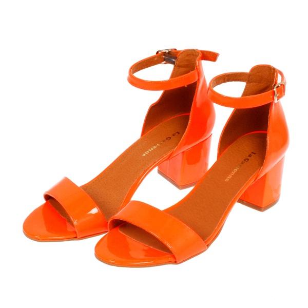 Catherine Tangerine Neon