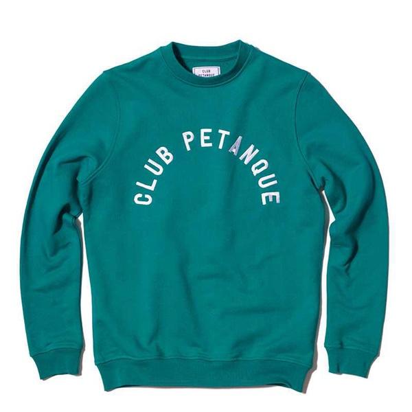 Sweater Universite Vintage Green