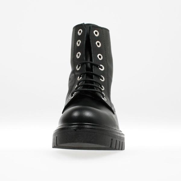 Stiefel High Saigon Negro