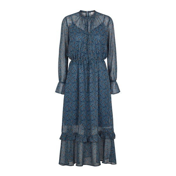 Maine Maxi Dress Diffuse Flowe