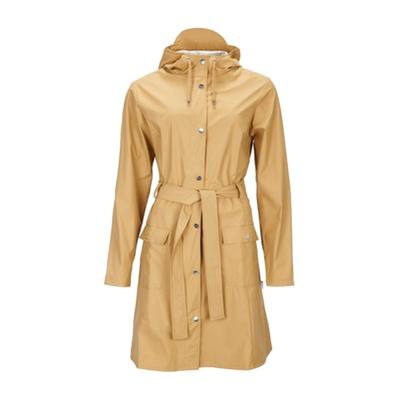 Rains Curve Jacket Khaki