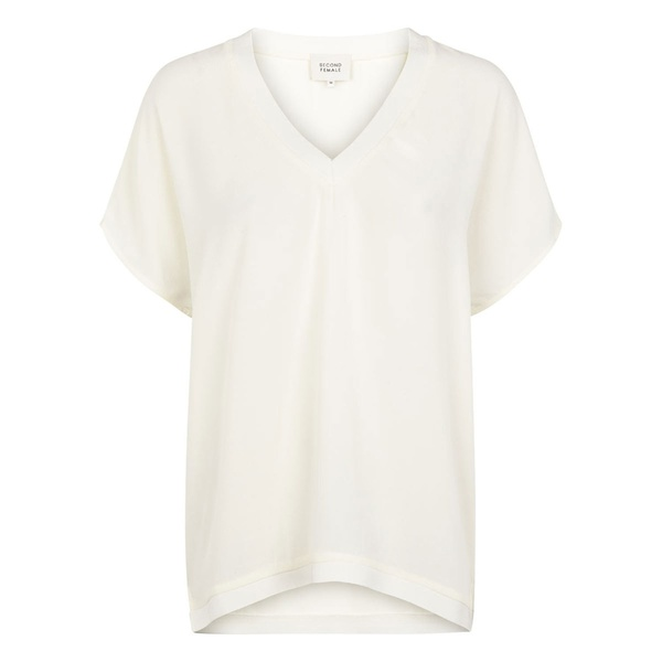 Joyce Top Off-white