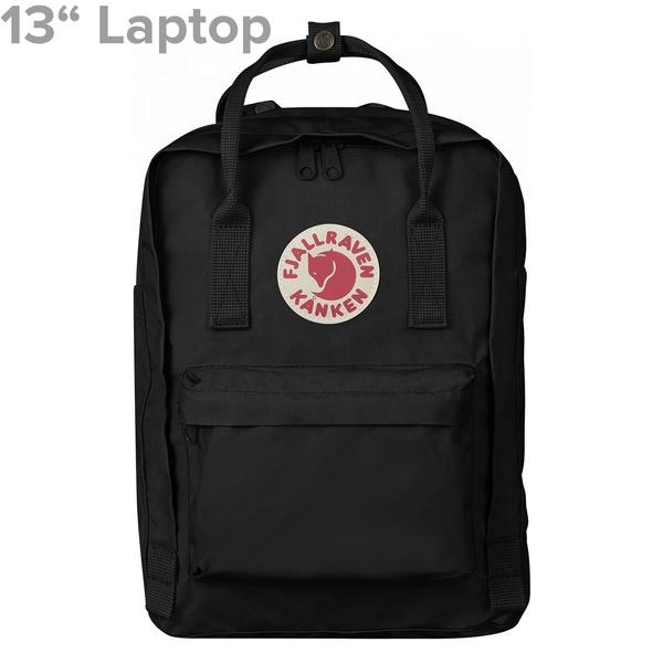 """Kanken 13"""" Laptop Black"""