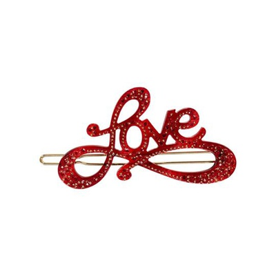 Love Hairpin Red