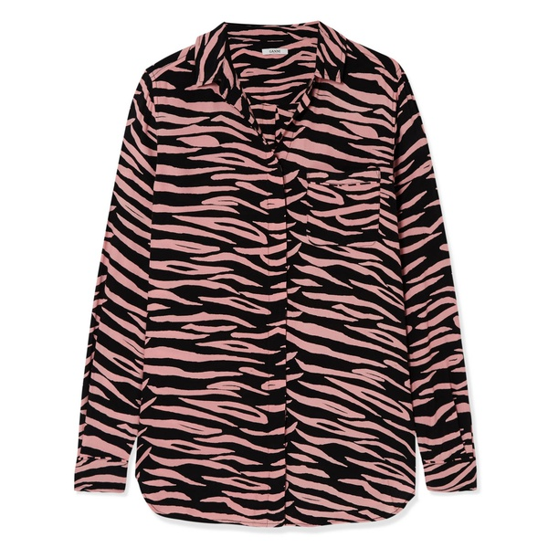 Shirt Lindale Crepe Black