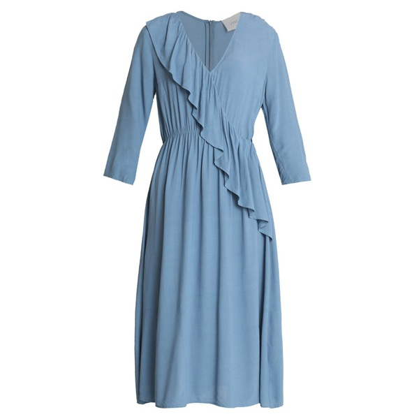 Austin Dress Provincial Blue