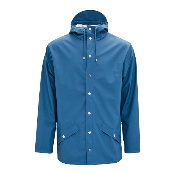Jacket Faded Blue