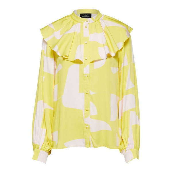 Cilli Frill Collar Shirt
