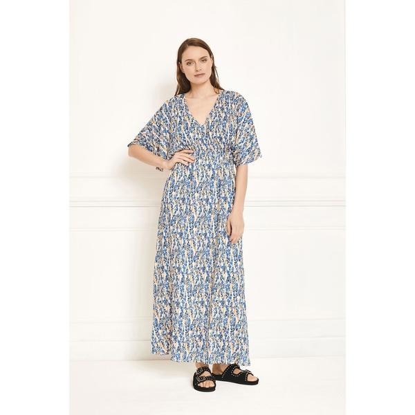 Kleid Roman Vanille