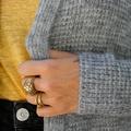Kabano Knit Grey Melange