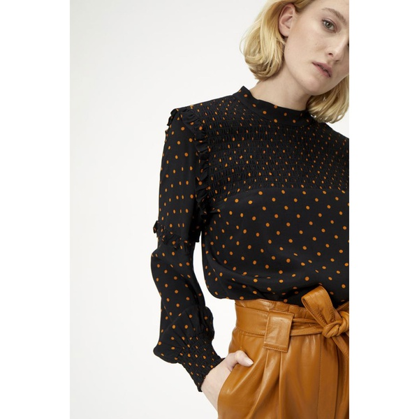 Musette Blouse Dot