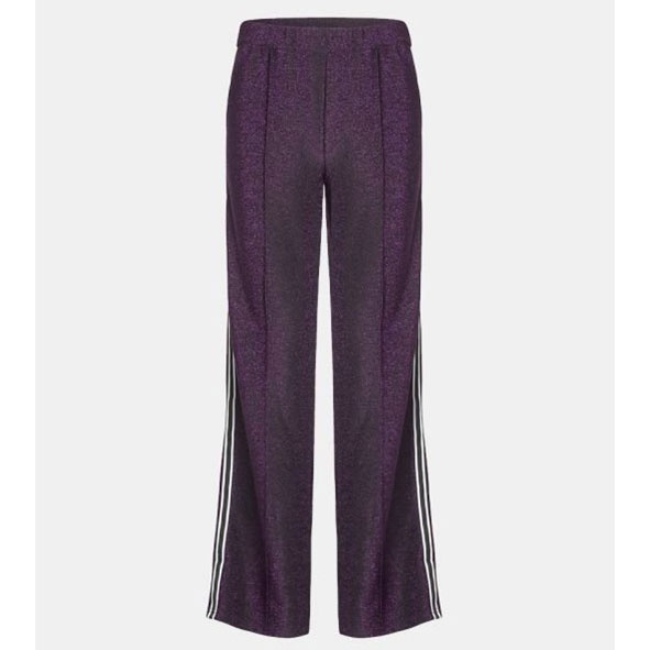 Jonnie Purple Pants