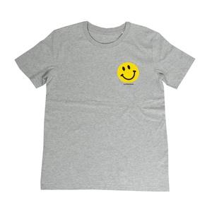 T-Shirt Little Smile Hellgrau