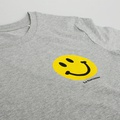 T-Shirt Little Smile Hellgrau