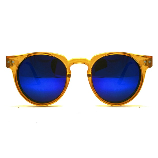 Teddy Boy Yellow / Blue