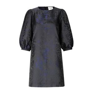 Hepburn Dress Black