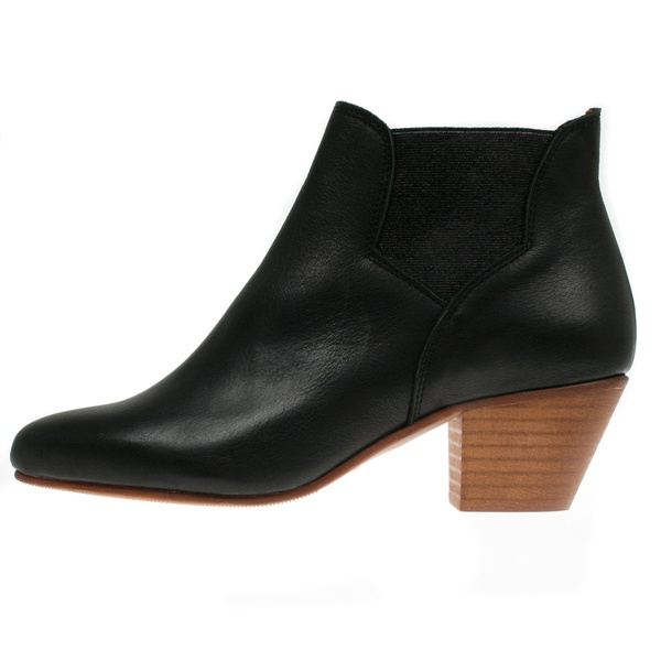 Ankle Boot Negro