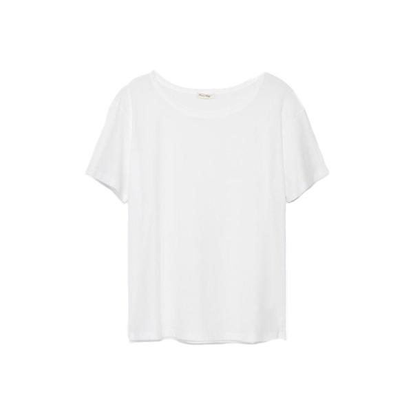 T-Shirt Sandy Sky Blanc