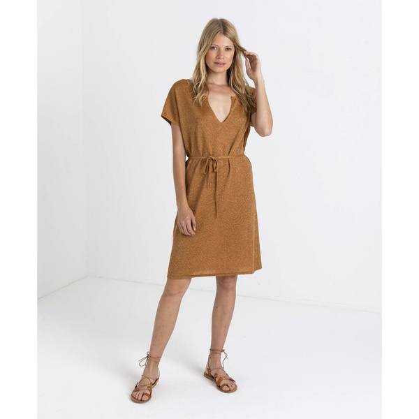 Yrika Dress Pumpkin