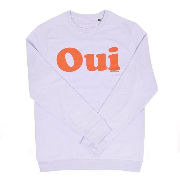OUI Sweater Lavender