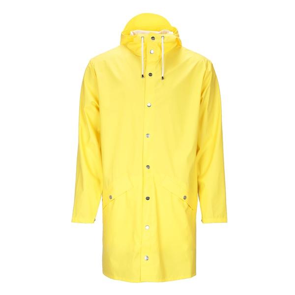 Long Jacket Yellow