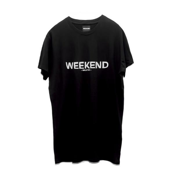 Weekend CPH T-Shirt Anton Black