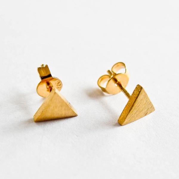 Tiny Triangle Gold
