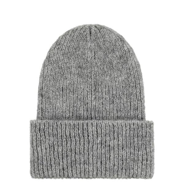 Jadia Mütze Grey Melange