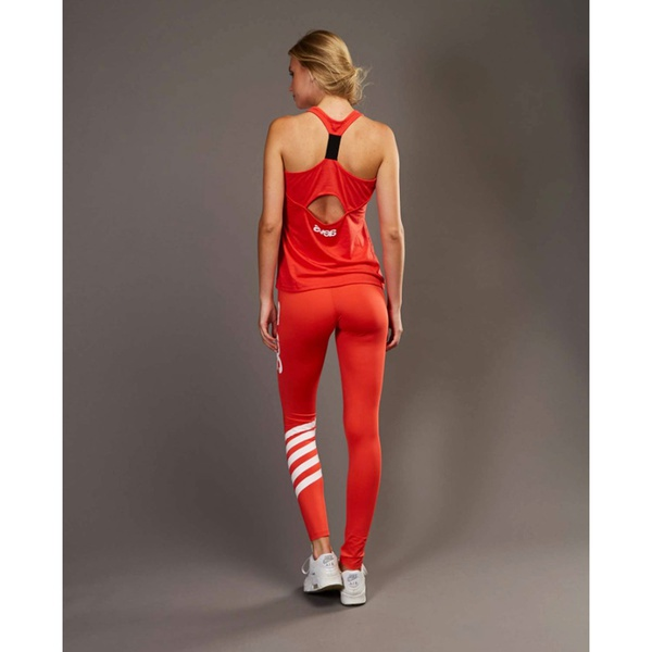 Alpha Tights red