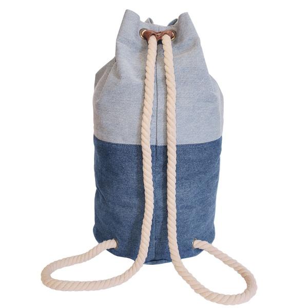 Kollegg Sailor Bag Denim