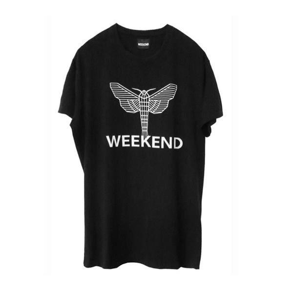 Weekend CPH T-Shirt Blake  Black