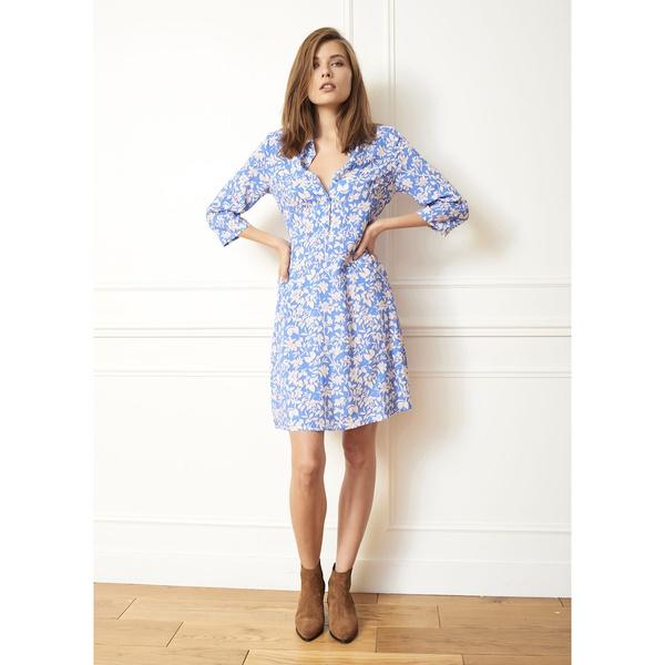 Rogane Dress Azur