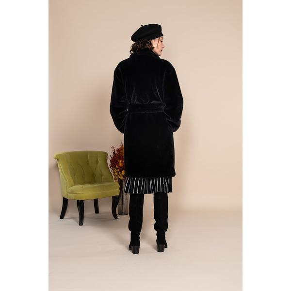 Mantel Saloon Noir