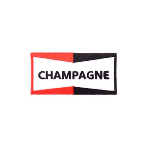 Champagne Patch
