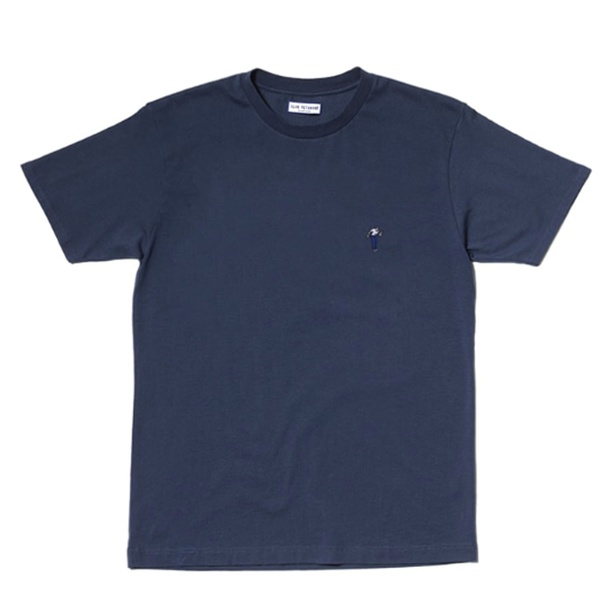 Club Petanque T-Shirt Petancoeur Navy