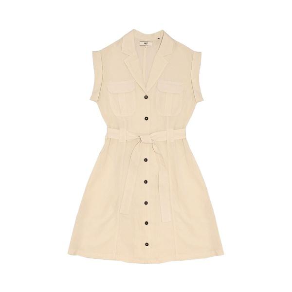 Runo Dress Off White
